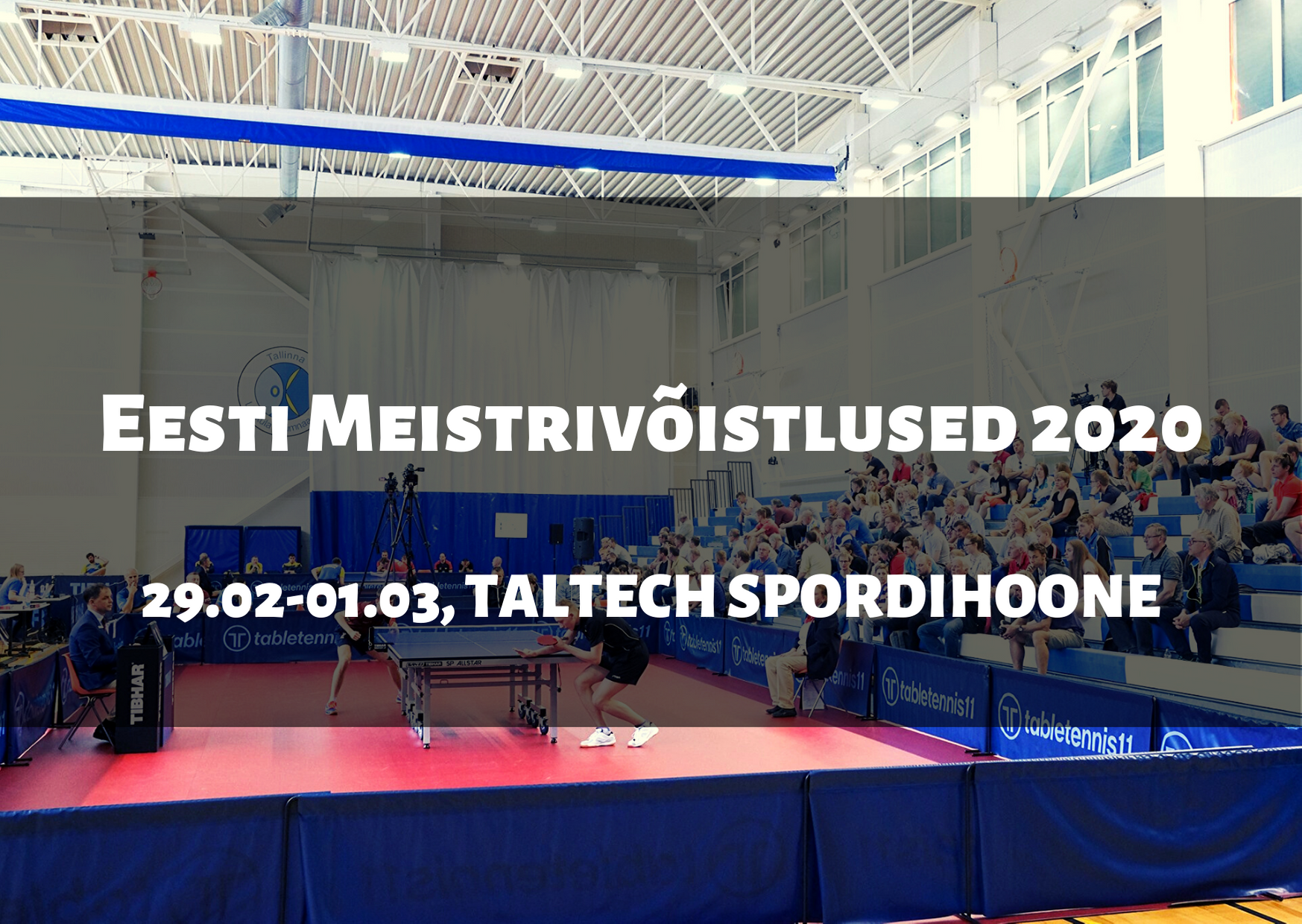 Eesti Meistrid on Vallot Vainula ja Airi Avameri