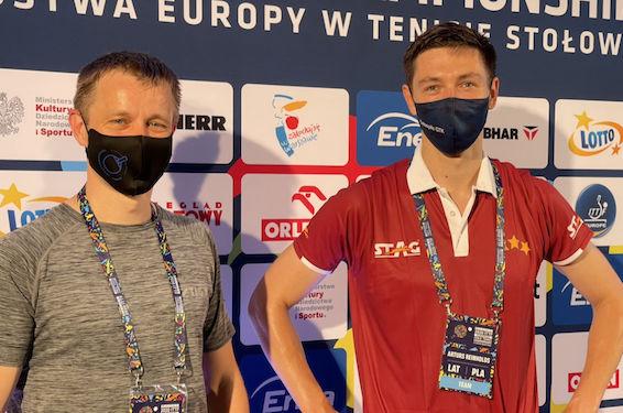 Vainula/Reinholdsi hea võit Varssavis